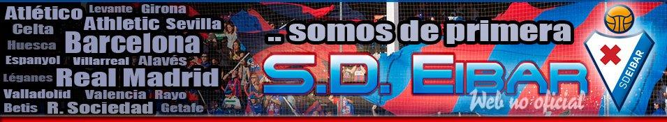 Web no Oficial de la Sociedad Deportiva Eibar, Somos Eibar Eskubaloia, y otros deportes de Eibar